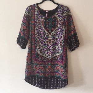 Ayla Casual Dress Size Small